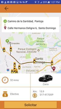 Rueda Taxi screenshot 2