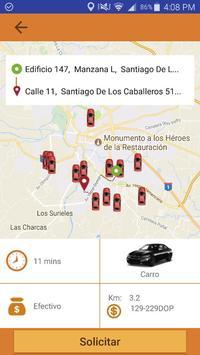 Rueda Taxi screenshot 3