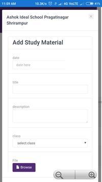 Ashok Ideal School screenshot 3