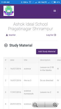 Ashok Ideal School screenshot 2