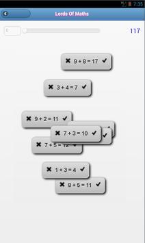 Lords Of Maths-The AwakeningSE apk screenshot