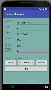 PlannerManager apk screenshot