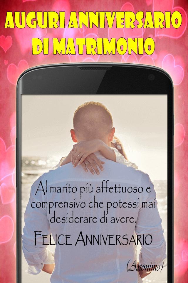 Anniversario Di Matrimonio Quotes.Auguri Di Anniversario Di Matrimonio For Android Apk Download