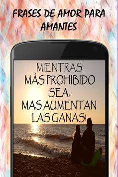 Frases de Amor para Amantes screenshot 4