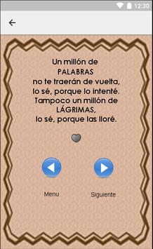 Frases de Decepción y Desamor apk screenshot