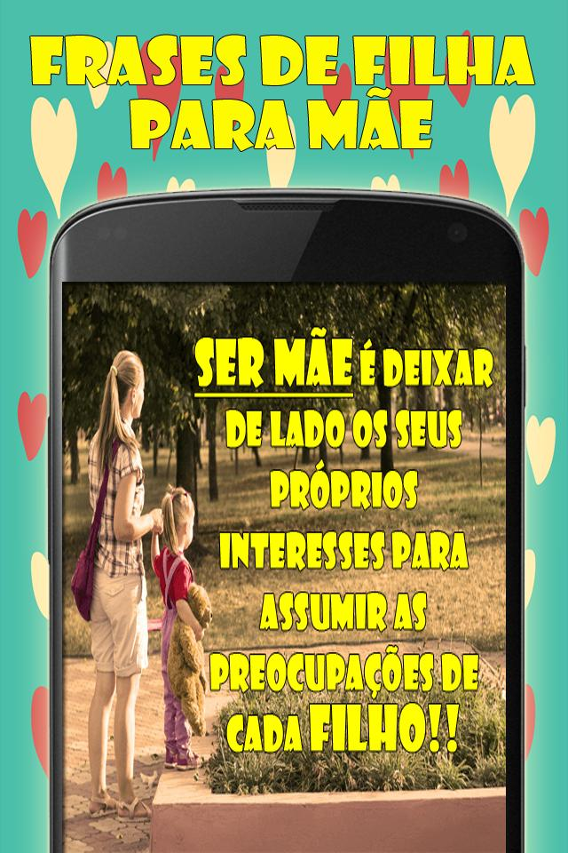 Frases De Filha Para Mãe For Android Apk Download