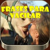 Frases para Vacilar gratis icon