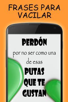 Frases para Vacilar gratis apk screenshot