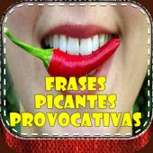 Frases Picantes Provocativas icon