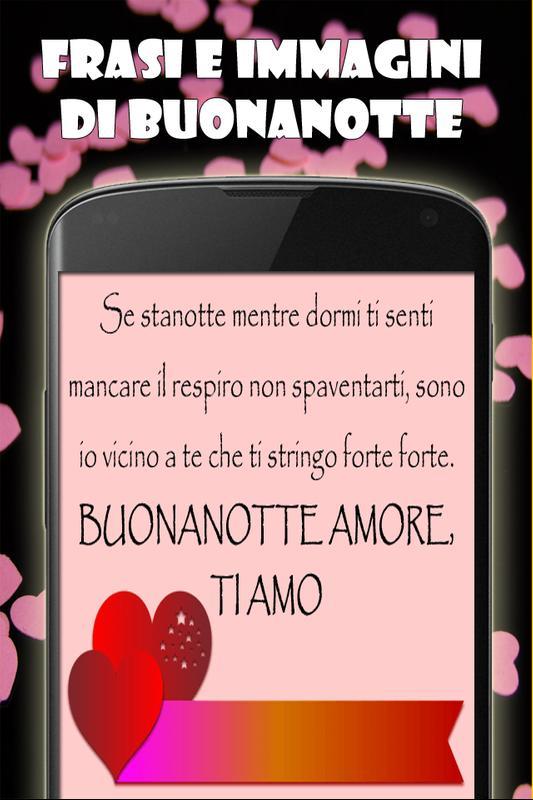 Frasi E Immagini Di Buonanotte Amore For Android Apk Download