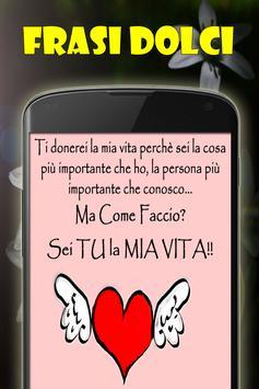 Frasi Dolci screenshot 2