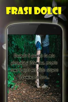 Frasi Dolci screenshot 3