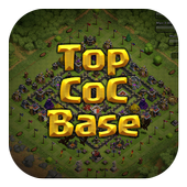 Top Best New COC Base icon