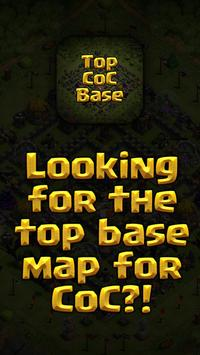 Top Best New COC Base poster