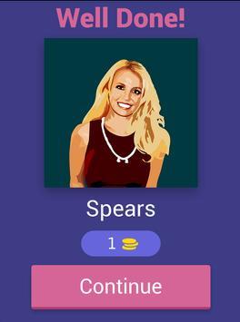 Guess The Celebrity apk screenshot