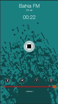 Player For Bahia FM Brazil screenshot 1