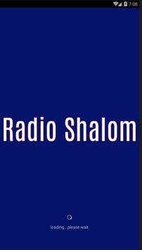 Player For Radio Shalom poster