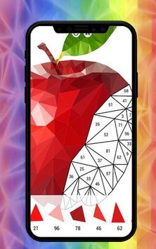 Poly Artwork Puzzle Color screenshot 3