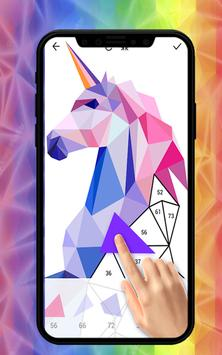 Poly Artwork Puzzle Color screenshot 4