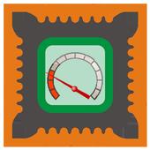 Storage monitor service icon