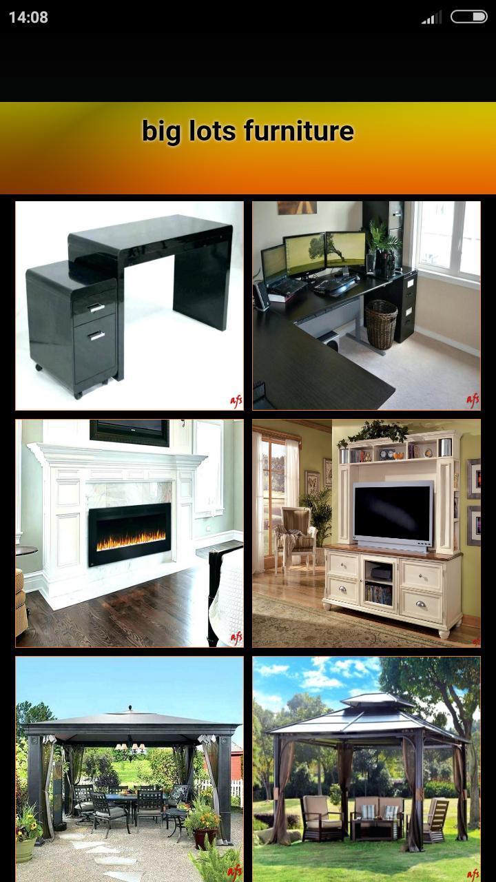 big lot furniture for Android - APK Download