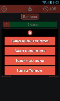 Tebak Kata apk screenshot