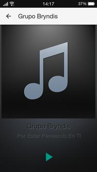 Grupo Bryndis Mp3 Musica apk screenshot