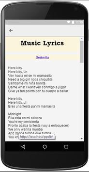 Abraham Mateo Letras Musica apk screenshot
