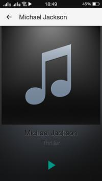 Michael Jackson Mp3 Music screenshot 4