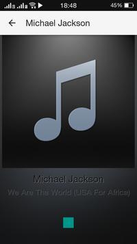 Michael Jackson Mp3 Music screenshot 5