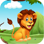 Adventure of King of Jungle icon