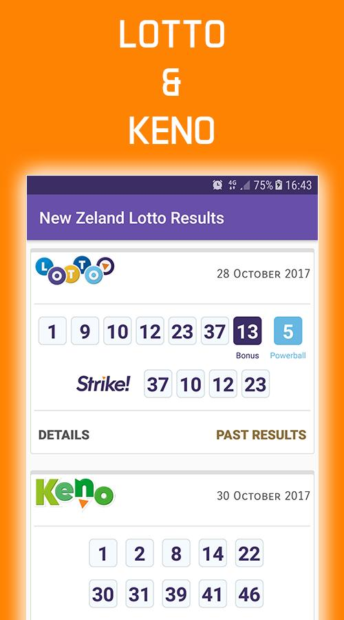 Lotto Results New Zealand