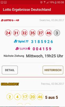 Lotto Results Germany poster