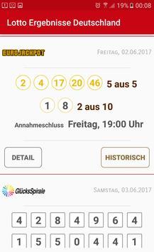 Lotto Results Germany screenshot 1
