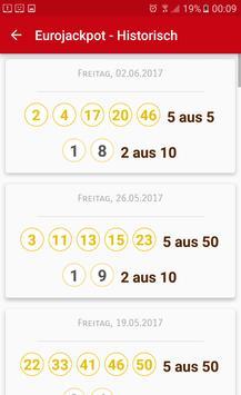 Lotto Results Germany screenshot 5