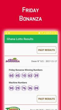 Ghana Lotto Results screenshot 4