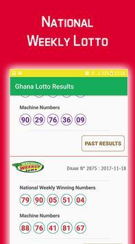 Ghana Lotto Results screenshot 5