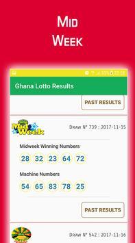 Ghana Lotto Results screenshot 2