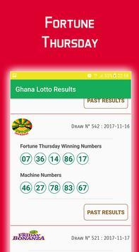Ghana Lotto Results screenshot 3