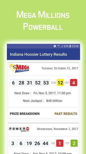 lottery indiana results
