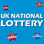 UK National Lottery Results icon