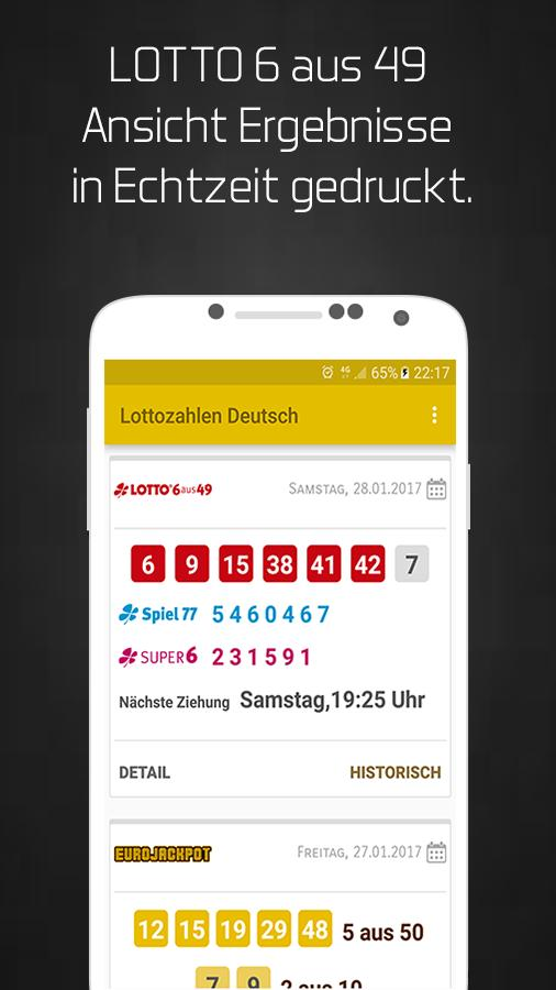 Lotto Deutschland For Android Apk Download