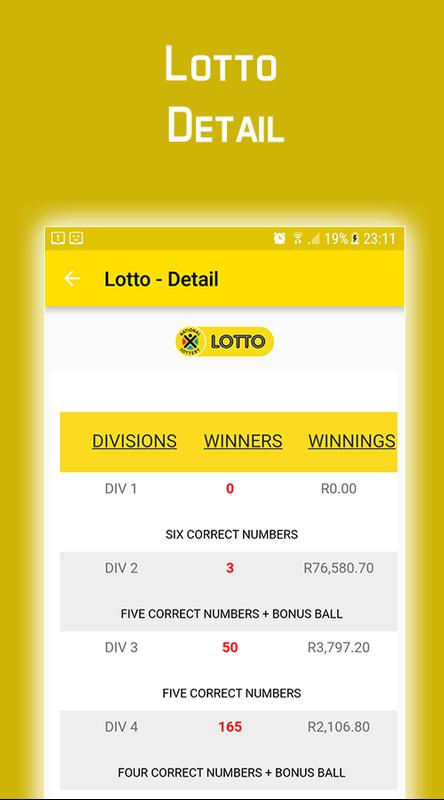 Learn These South African Lotto Numbers For Saturday {Swypeout}