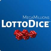 Lottodice Megamillions icon