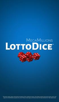 Lottodice Megamillions poster