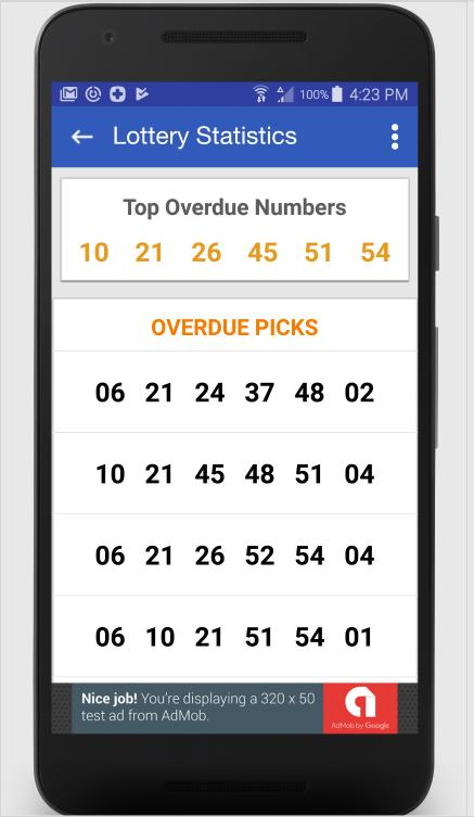 Lucky Lottery Picks - Florida Number Generator for Android