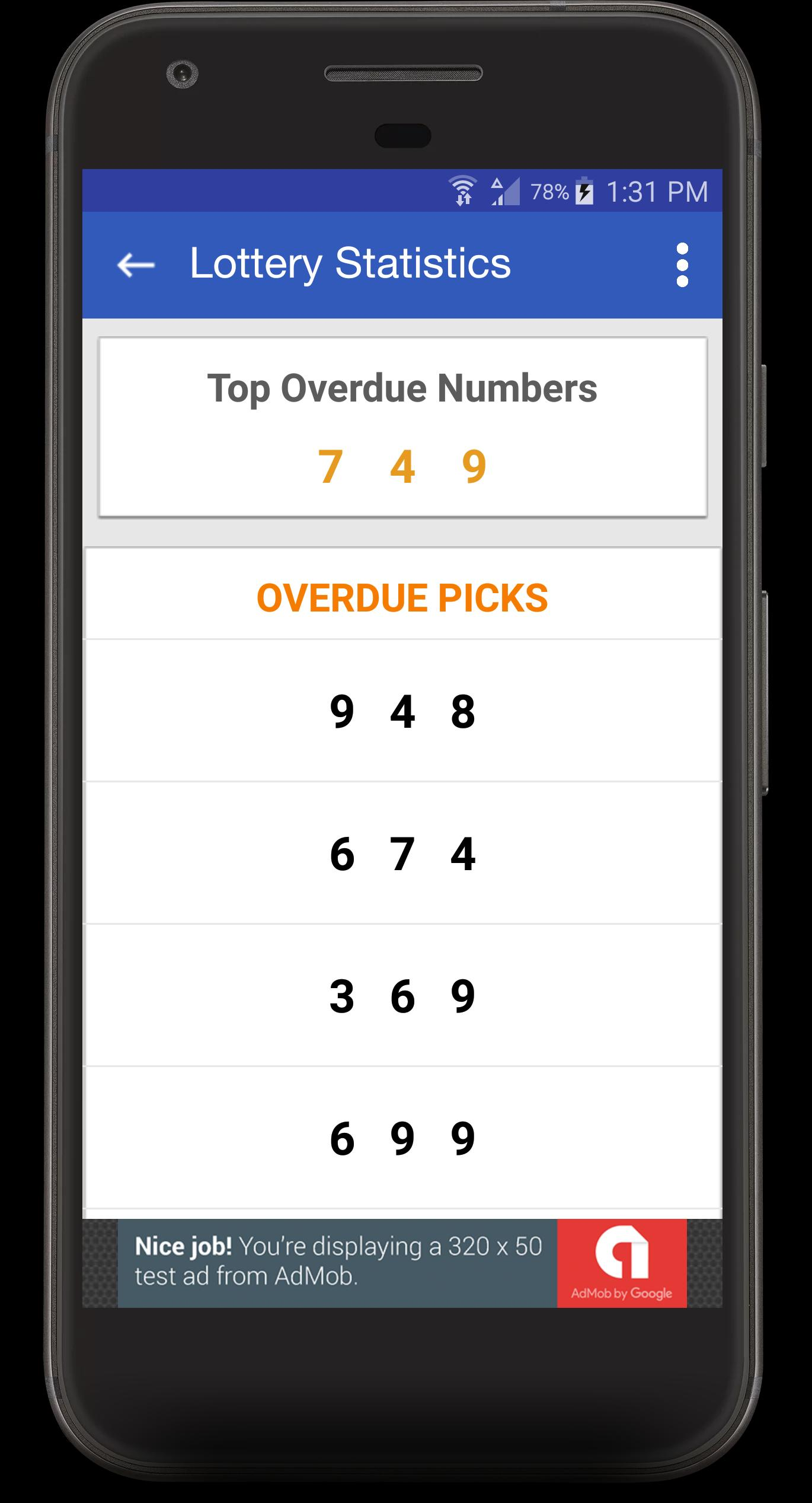 Pick 3 Lottery Prediction Generator for Android - APK Download