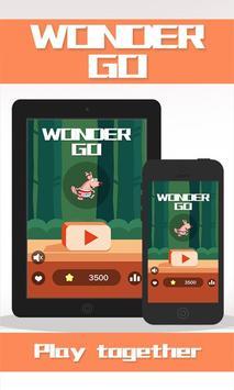 Wonder Go poster