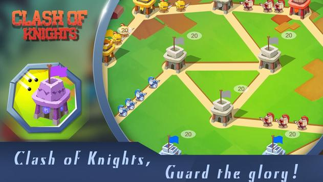Clash of Knights poster