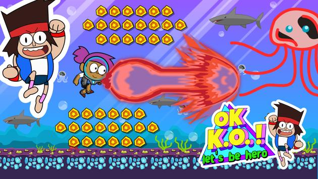 OK Let's Be Super Heroes screenshot 2